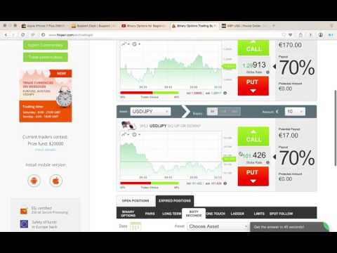 Binary Options Broker Reviews