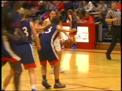 La Plata and Ottumwa High School Basketball