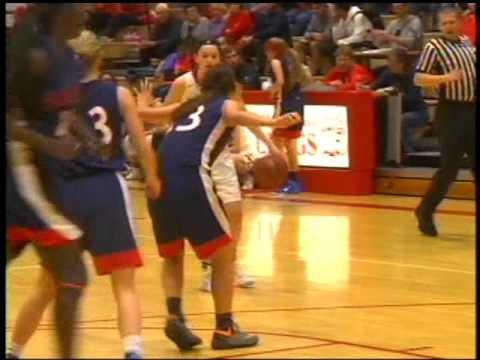 La Plata and Ottumwa High School Basketball