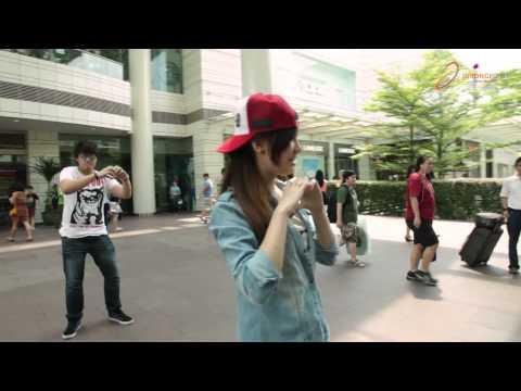 Gwiyomi Dance Mob at Jurong Point!