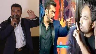 Ajaz Khan's Reaction on Salman Khan & Zubair Khan Fight