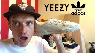 BUYING AND SELLING YEEZY POWERPHASE CALABASAS LIKE A G