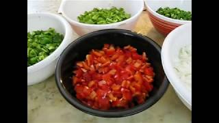 Salsa Best Ever Homemade Spicy Mexican Restaurant Style Recipe for Canning or Freezing