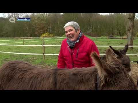 Anaïs en Froefroe verwelkomen gasten tijdens Dag van de Zorg   ATV thumbnail