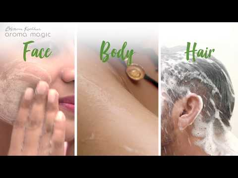 3-in-1 Body Wash to Rejuvenate Your body, Face & Hair | Aroma Magic