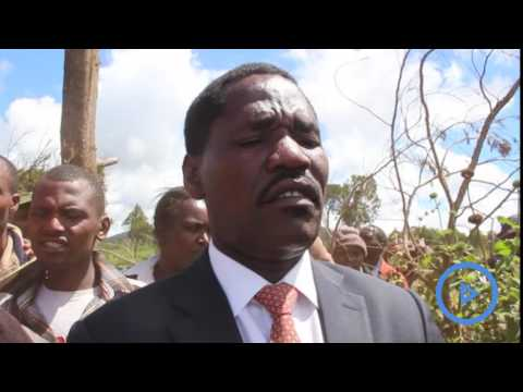 Munya wants USAID cash channeled to counties directly