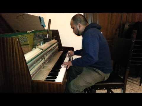 Adura madin eliya galanawa - Sinhala Hymn ON PIANO