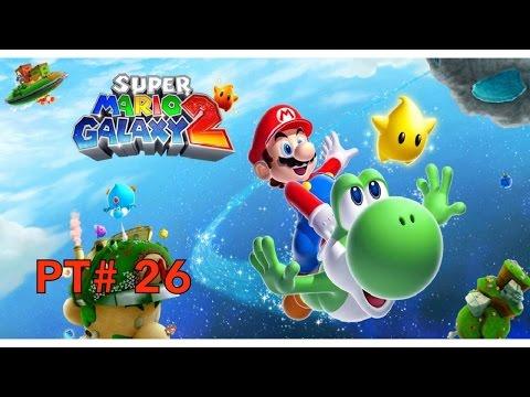 Super Mario Galaxy 2 Gaming Let's Playthrough pt# 26