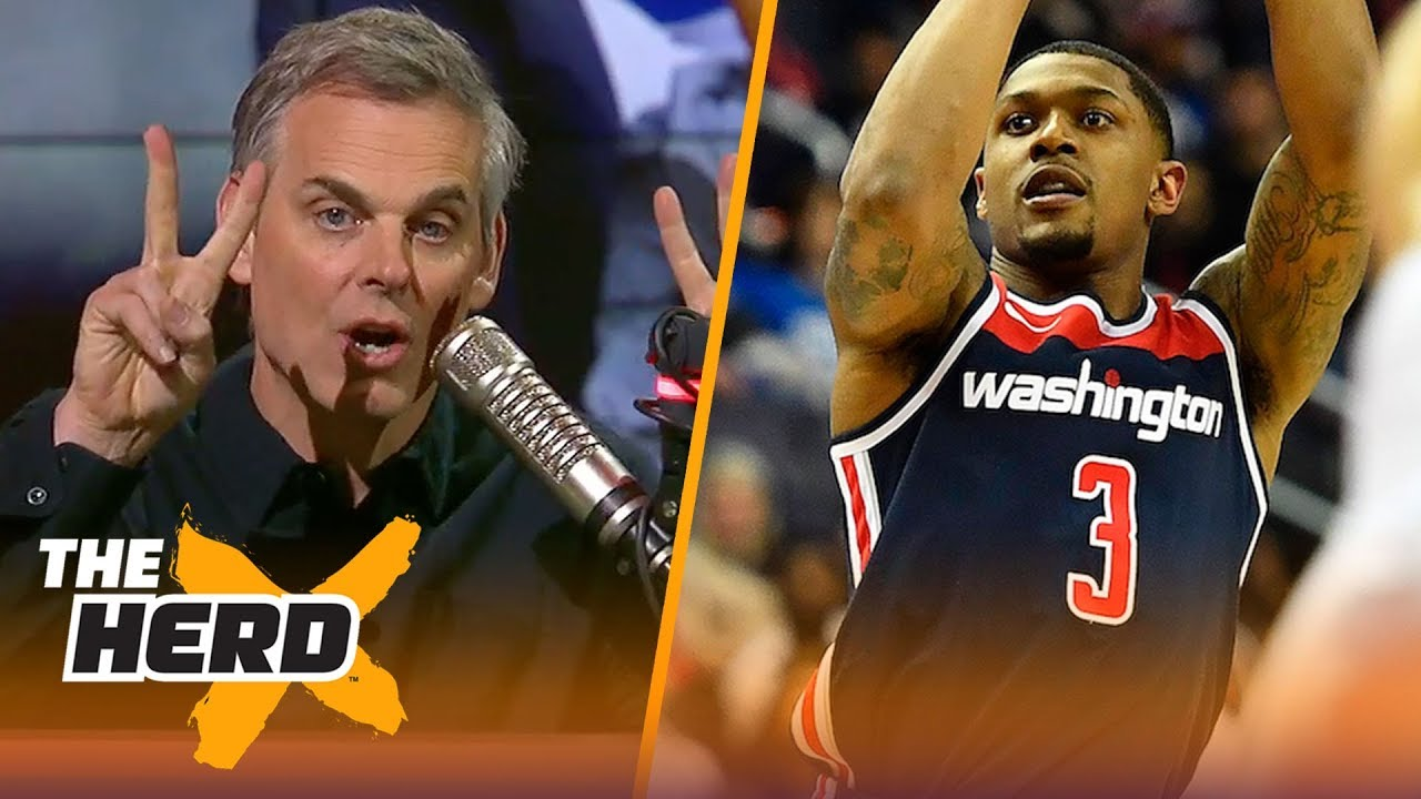 Colin reacts to the Washington Wizards improving to 9-3 without John Wall  c9a30601c