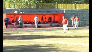 1-й Всероссийский любительский турнир по бейсболу