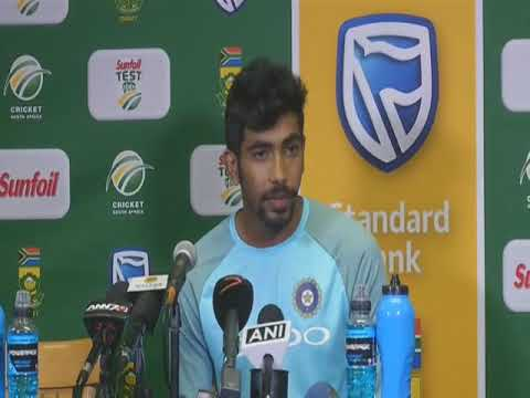 12 Jan, 2018 - Cricket-India trying to adapt to conditions in Pretoria, says Bumrah