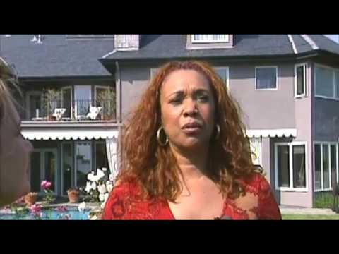 Anita Pointer of The Pointer Sisters - German TV Interview - Part 2