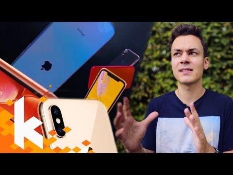 IPhone Xs (Max) & Xr - Meine Ehrliche Meinung!