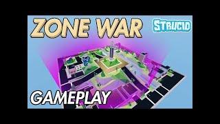 ROBLOX STRUCID ZONE WARS-Gameplay