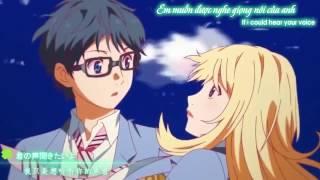 Kanawanai Koi Demo -  KG, Yumi Shizukusa (AMV - Engsub + Vietsub)