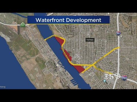Vallejo Waterfront To Be Transformed; Major Development Gets Green Light