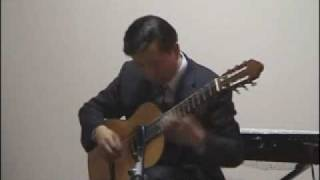 Repeat youtube video Ballade Pour Adeline- NOH DONG HWAN (GUITAR)