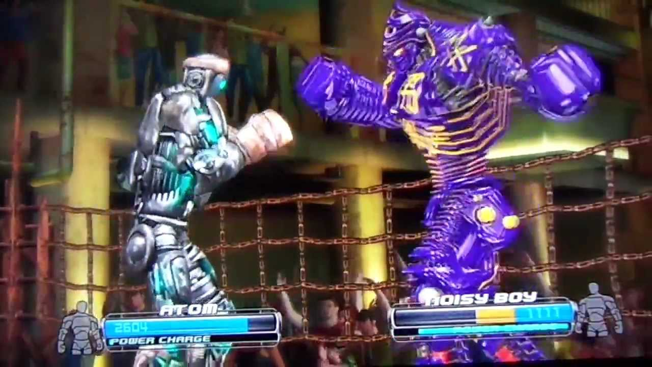 Real Steel Ps3