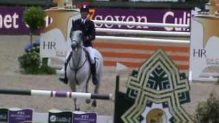 CSIO Rotterdam - Kevin Staut & Silvana*HDC - Coupe des Nations - manche 2 - 21 juin 2013
