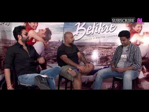 Befikre music composers Vishal-Shekhar talk about Ranveer Singh, Aditya Chopra and much more