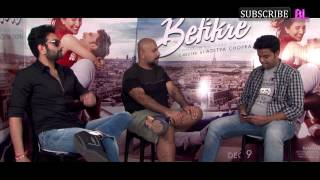 Befikre music composers Vishal-Shekhar talk about Ranveer Singh, Aditya Chopra and much more