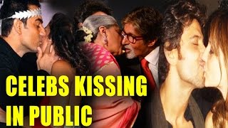 Bollywood Couples Hottest Kissing in Public