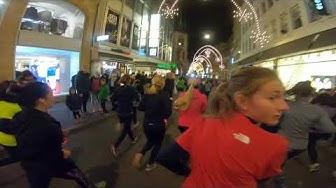 Basler Stadtlauf 2018 running whit jukebox