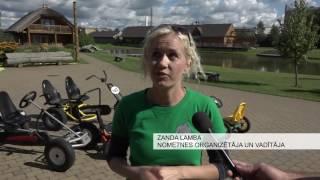 Jēkabpils novada bērni no nelabvēlīgām ģimenēm atpūšas nometnē