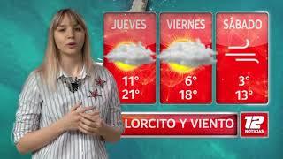 Pronóstico - Puerto Madryn - 15 de Agosto