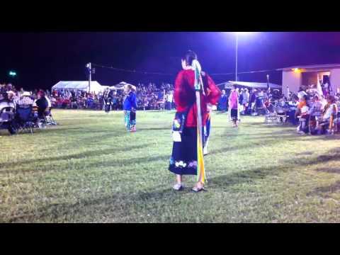 Sac & Fox Powwow 2012 - Lyndee
