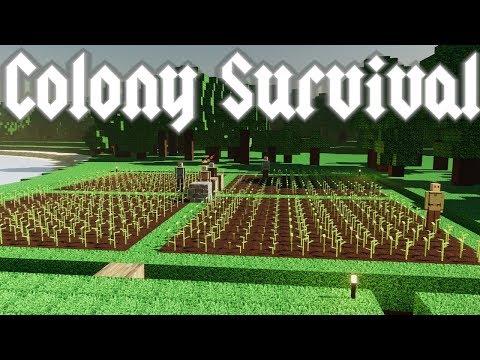 Colony Survival - Massive Farm Expansion! - Episode 3