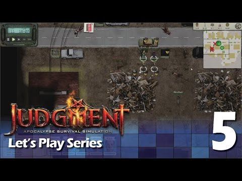 Judgment: Apocalypse Survival - LP #5 |