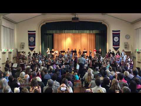 Montecito Union Strings Recital - January 2019