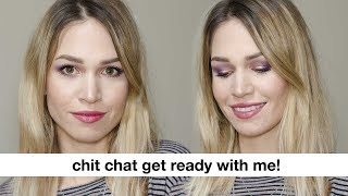 Very Chatty Project Pan Get Ready With Me   morerebe