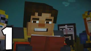 Minecraft Story Mode - Episode 6 - MURDER MYSTERY! (1)