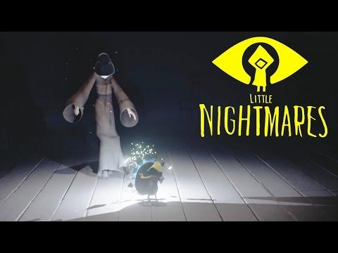 EL FINAL! NOS ENFRENTAMOS A LA DAMA MISTERIOSA! Little Nightmares Final