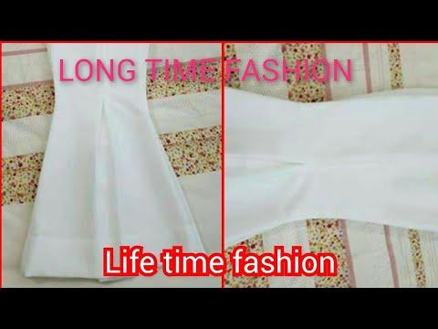 Bell Bottom Pants Cutting Very Easy Method - Bell bottom trouser