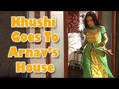 Khushi GOES BACK to Arnav's HOUSE in Iss Pyaar Ko Kya Naam