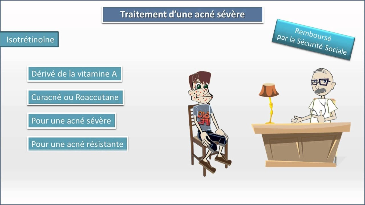 Traitement de l'acné sévère - Esthétique Homme
