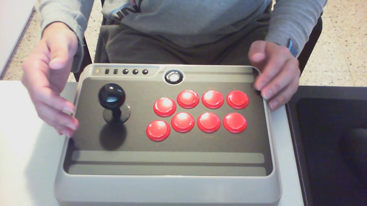Probando 8Bitdo N30 Arcade Stick en Raspberry Pi + RGB-Pi