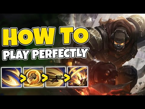 HOW TO PLAY GALIO SUPPORT PERFECTLY IN SEASON 10 - League of Legends
