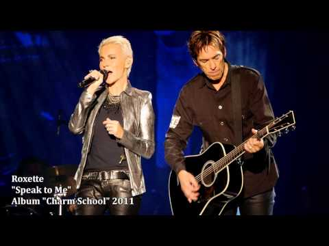 Roxette - Speak to Me - YouTube