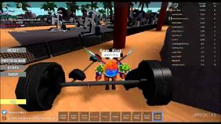 ROBLOX WEIGHT LIFTING SIMULATOR 2: STRENGTH GLITCH