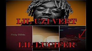 Lil Uzi Vert GRABS BIBLE acts like his lyrics are in it!