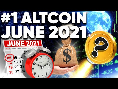 The #1 ALTCOIN In June!? Time to Buy is RIGHT NOW!!