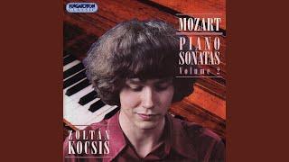 Sonata No. 1 in C major, K. 279: I. Allegro