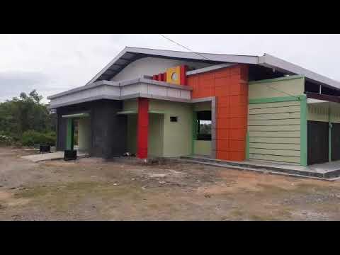 Pasar Ikan Kota Mini Kabupaten Pidie Terbengkalai dan Berpotensi Jadi Kota Hantu
