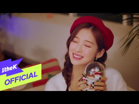Youtube: SNOW BALL (with Pororo, Loopy) / OH MY GIRL BANHANA