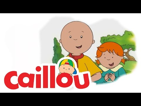 Caillou - Pumpkin Patch Kid  (S02E08) | Cartoon for Kids