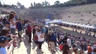 Athens classic marathon 2013   HD
